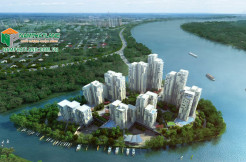 Diamond Island - luxury in nature